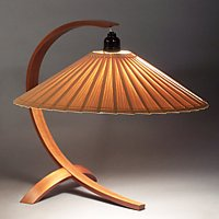 Need idea for new lamps in your house table lamps wood table lamps hubpages 312 aloadofball Choice Image